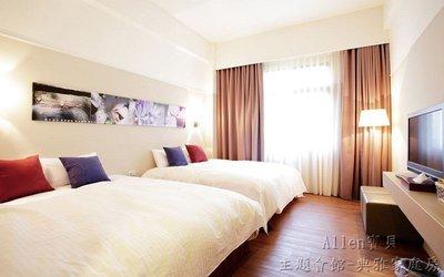【Allen寶貝】杉林溪渡假園區《主題會館-典雅家庭房》代訂房專案。住宿含早餐、門票、停車費。3680起