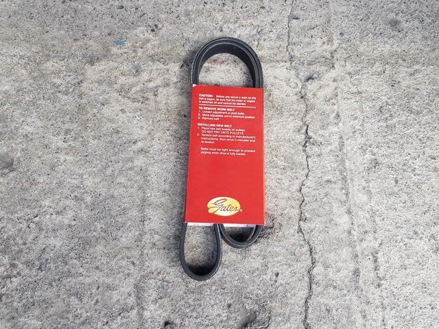 現代 IX35 2.0 柴油車 13- 整體皮帶.發電機皮帶.方向機皮帶.冷氣皮帶 GATES