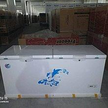全新 BD(W)-600 6尺上掀式冰櫃