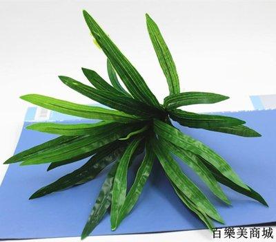 三件起出貨唷 仿真假花絹花綠植盆栽裝飾植物植物墻插花配材單支吊蘭花葉子全店免運中