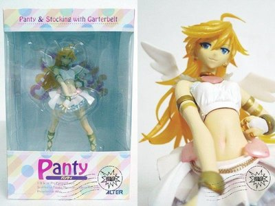 吊帶襪天使 天使姐姐 Panty&Stocking with Garterbelt 1/8 PVC 港版