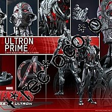 HOTTOYS IRONMAN Avengers Age of Ultron 1比6 MMS284 Ultron Prime