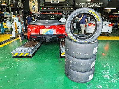CS車宮車業 倍耐力 Pirelli SLICK DM 後 285/645/18 305/645/18 全熱熔胎 光頭胎