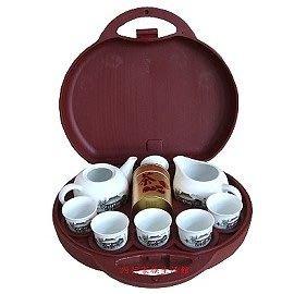 茶之源茶具組(茶壺1、茶海1、飲杯5)~~品茗好心情