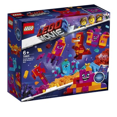 【鄭姐的店】樂高 70825 LEGO MOVIE 系列 - Queen Watevra's Build Whateve