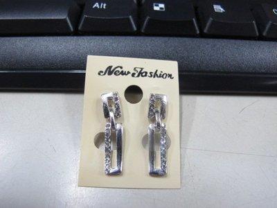 二手舖 NO.4497 時尚造型耳環 耳針 耳鉤 便宜賣 首飾飾品