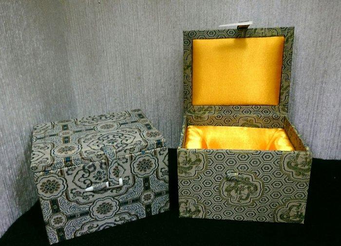 文翰堂~5×5×7錦盒