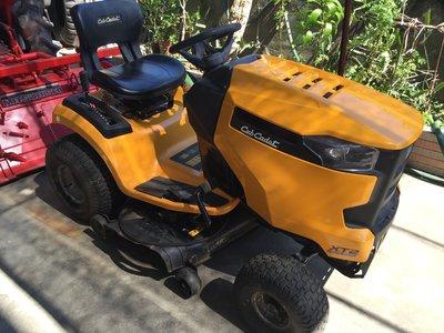 [TG農機]現貨剛到!!美國原裝進口駕駛式割草機/乘坐式割草機(除草機)20HP 腳控無段變速