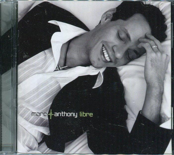 【塵封音樂盒】馬克安東尼 Marc Anthony - 自由 Libre