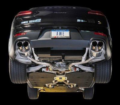 =1號倉庫= AWE Tuning Touring 排氣管 11-13 Porsche Panamera