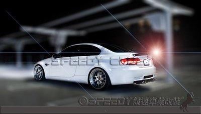 競速 BMW TRUNK SPOILER - E92 (NON-M AND M3) 寶馬尾翼