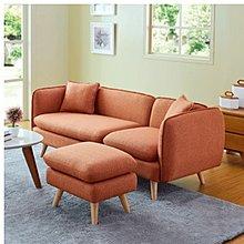 現代北歐布藝梳化沙發單人雙人三人組合臥室客廳簡約梳化沙發椅