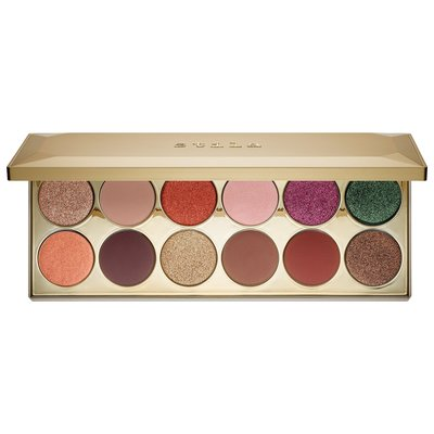STILA After Hours Eye Shadow Palette 新 12色眼影盤- After Hours