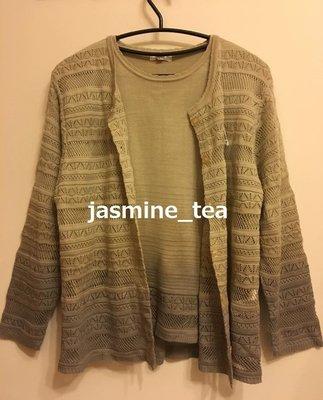 特價商品・I-412/NEW<日本製Mock a Giene 混織針織2件式上衣>M~L