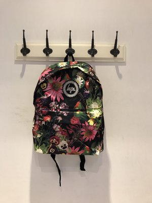 【MASS】HYPE CHRYSANTHEMUM BACKPACK 菊花 花花草草