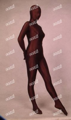 DN-0049 彈力萊卡全包緊身衣 舞台表演體操舞蹈情趣 角色扮演 Cosplay