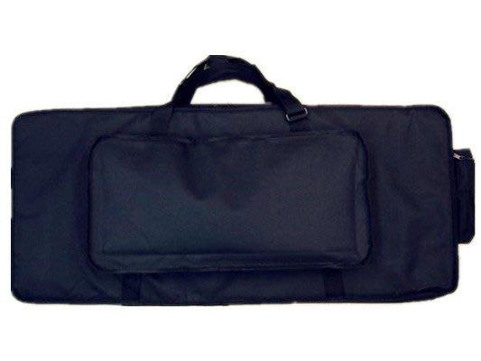 【六絃樂器】全新 61 鍵 防水厚鋪棉 加長型高級電子琴袋 / 現貨特價