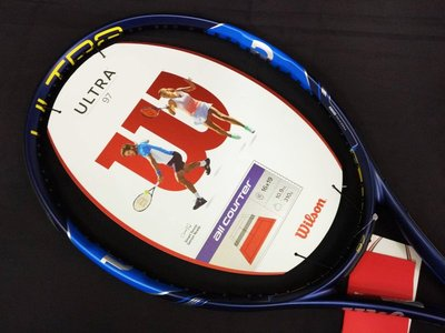 宏亮 含稅附發票 免運 含穿線 Wilson 網球拍 Ultra 97 310g WRT7296102