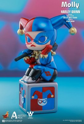 Hot toys Molly 小丑女 Harley Quinn Disguise Circus ver Kennyworks