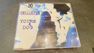 CD﹣﹣20 FINGERS FEATURING GILLETTE YOU'RE A DOG / 單曲