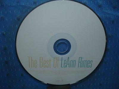 [無殼光碟]DR LeAnn Rimes The Best of LeAnn Rimes CD+VCD
