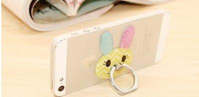 【NF174兔子系列指環手機支架】新品上市!兔子系列指环手机支架 防摔防盗可旋转折叠式懒人支架