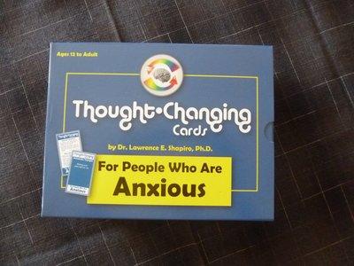 給焦慮者的正向思考卡~釋放壓力/增加自信/提升心情/促進健康/心理成長/正向思考/自我肯定