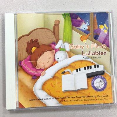 Baby's First Lullabies 嬰兒古典音樂 CD