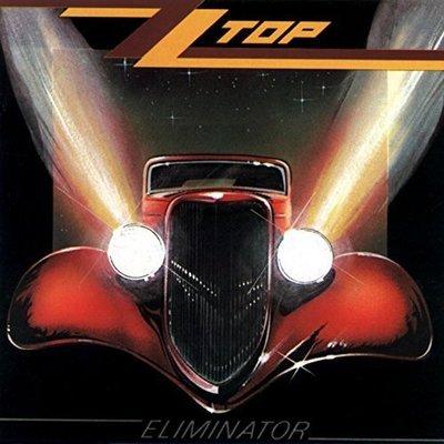【黑膠唱片LP】Eliminator /ZZ top ---8122794319