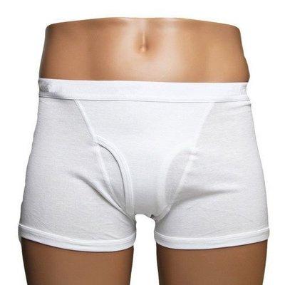 BVD男平口褲100%純棉四角褲 (台灣製)M~LL下標後請到買賣留言板告知尺寸