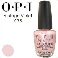 全新未用 OPI NL Y35 粉色系指甲油 15ml