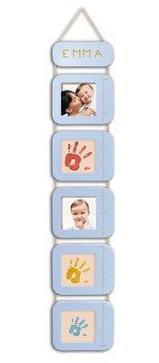 【Re*】 比利時 Baby Art 漆印紀念身高相框 Height Print Chart