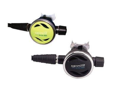 台灣潛水---SAEKODIVE  8502 可調式二級頭
