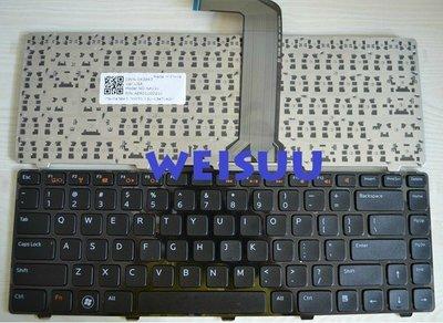{偉斯科技}DELL Inspiron N4110 N4040 N4050 14R-N4110 適用鍵盤
