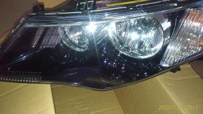 中華三菱Outlander黑底左大燈 HID型08~14年 原廠全新未使用過 io版 士林安定器