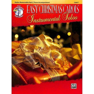 Kaiyi Music 【Kaiyi Music】聖誕節樂譜Easy christmas carols solos level 1