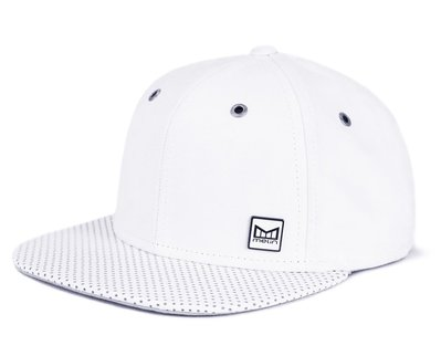 Melin Brand - THE AFFAIR - 白色款 精品 頭飾 棒球帽 拉絨麂皮 Strapback