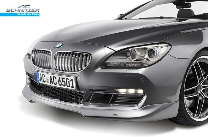 【樂駒】AC Schnitzer BMW 6er F12 F13 前格柵 進氣 亮面 改裝 套件 外觀 空力