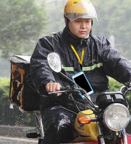 防水袋 外賣手機防水袋潛水套觸屏oppo通用蘋果華為游泳漂流防雨殼泡溫泉