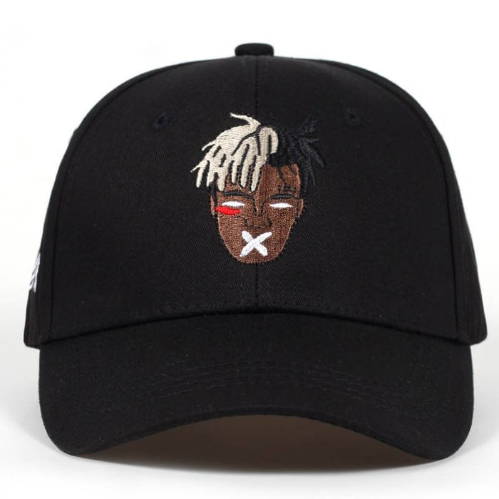 FIND 韓國品牌棒球帽 男女情侶 時尚街頭潮流 嘻哈人頭刺繡 帽子 太陽帽 鴨舌帽 棒球帽