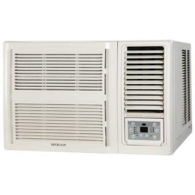 【晨光電器】HERAN禾聯右吹式窗型冷氣【HW-23P5】另有HW-28P5.HW-36P5.HW-41P5