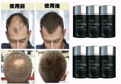 水媚兒假髮-loveable-d 築髮王 靜電附著式築髮纖維 黑色 22g*6瓶共132g ,豐厚髮量,快速濃密自然逼真,增髮纖維,纖維假髮