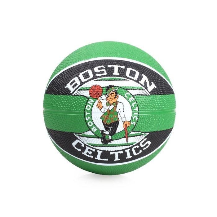 SPALDING Celtics SZ3 兒童-賽爾提克 籃球(3號球 隊徽球 斯伯丁【99301871】≡排汗專家≡