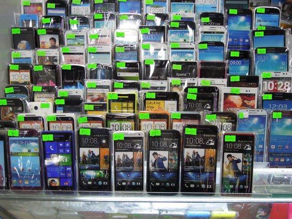 『皇家昌庫』三星S4 S4 Mini  Note2   HTC One Mini模型機 全新品 歡迎同行批發 零售