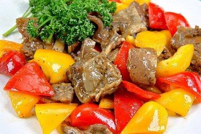 【萬象極品】黑胡椒和風羊子排/約550g/包  醬汁調理入味 肉質鮮嫩沒有羊騷味 教你做甜椒燴黑胡椒羊子排