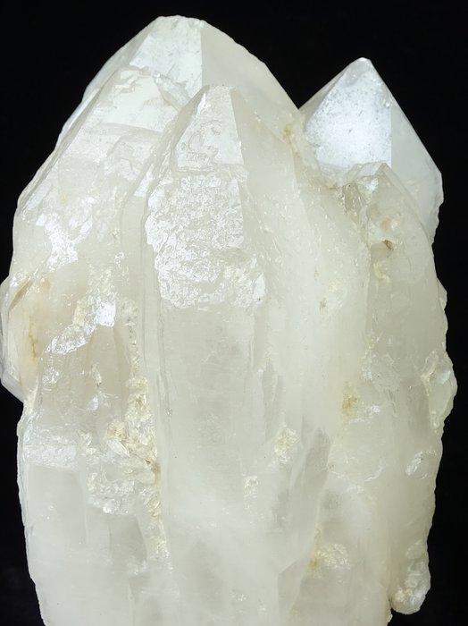 ~shalin-crystal~巴西白水晶骨幹~3.58公斤~晶質清透~質地超優~值得珍藏!