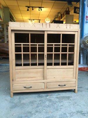 菜櫥 展示櫃 小菜櫥 檜木書櫃 林衝浪私倉聊