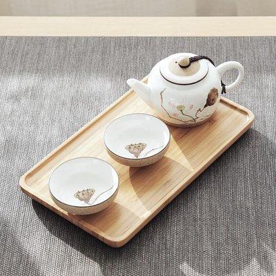 現貨/頂先 手繪陶瓷一壺二杯配茶盤 陶瓷功夫茶具茶壺茶杯旅行茶具/海淘吧F56LO 促銷價