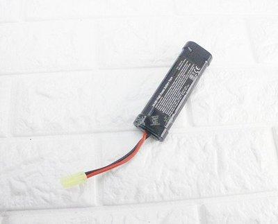 台南 武星級 9.6V 鎳氫電池 標準型 ( 充電電池AEG EBB電動槍AK步槍BB槍BB彈玩具槍長槍模型AK47