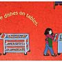 英文原版 Dim Sum for Everyone 點心 吳敏蘭繪本123推薦英語閱讀啟蒙 Grace Lin 中國傳統習俗 為中華飲食文化自豪 3-6歲圖畫書
